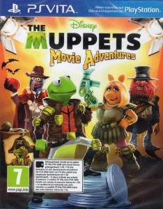 The Muppets Movie Adventures PSV używana (kw)