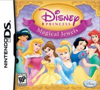 Disney Princess Magical Jewels DS Używana (KW)