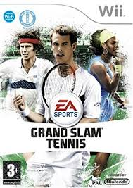 Grand Slam Tennis Wii Używana (nh)