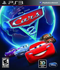 Cars 2 PS3 Nowa (kw)
