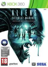 Aliens Colonial Marines X360 Nowa (nh)