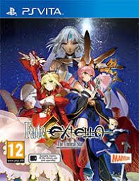 Fate Extella the Umbral Star PS Vita Nowa (nh)