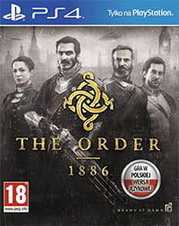 The Order 1886 PS4 Nowa nh