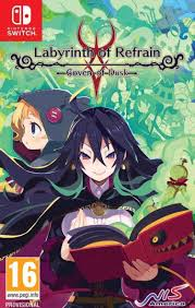 Labyrinth of Refrain Coven of Dusk SWITCH Używana (KW)