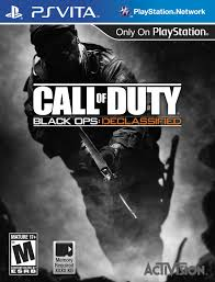 Call Of Duty Black Ops Declassified PSVITA Używana (KW)