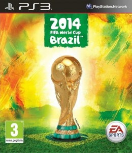 2014 FIFA World Cup Brazil PS3 Używana (nh)
