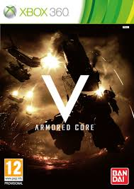 Armored Core V x360 nowa (KW)