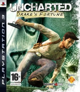 Uncharted Drake's Fortune PS3 Używana (nh)