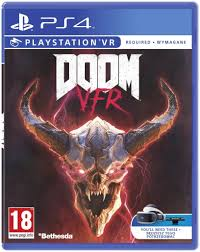 Doom VFR VR PS4 Nowa nh