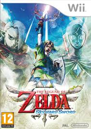 Legend of Zelda Skyward Sword Wii Używana (nh)
