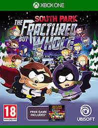 South Park The Fractured But Whole XONE Nowa (nh)