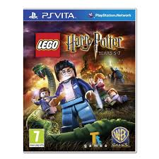LEGO Harry Potter 5-7 PS Vita Używana (KW)