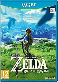 The Legend of Zelda Breath of The Wild WiiU Nowa (KW)