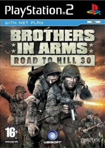 Brothers In Arms Road To Hill 30 PS2 Używana (nh)