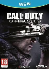 Call of Duty Ghosts WIIU Używana (KW)