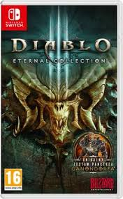 Diablo 3 Eternal Collection SWITCH Nowa (KW)