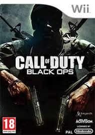 Call of Duty Black Ops WII używana (KW)