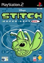 Disneys Stitch: Eksperiment 626 PS2 Używana nh