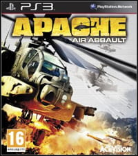 Apache Air Assault PS3 Używana (kw)