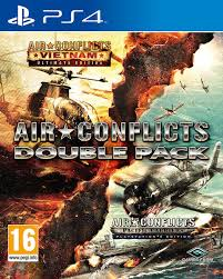 Air Conflicts Double Pack PS4 Używana (KW)