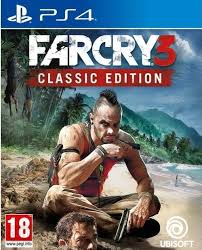 Far Cry 3 Classic Edition Używana PS4 nh