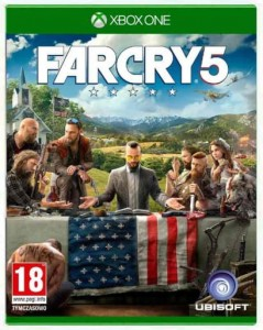 Far Cry 5 XONE Nowa nh