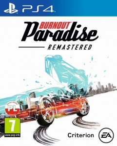 Burnout Paradise Remastered PS4 używana (KW)