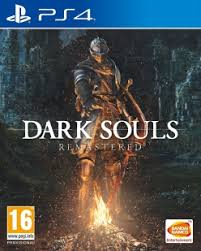 Dark Souls Remastered PS4 Używana (KW)