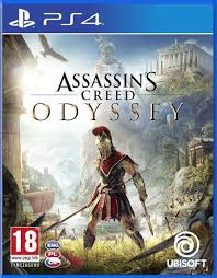 Assassins Creed Odyssey PS4 Używana (KW)