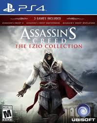 Assassins Creed The Ezio Collection PS4 Używana (kw)
