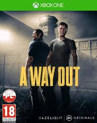A Way Out XONE Używana (KW)