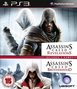 Assassin's Creed Brotherhood + Revelations PS3 Używana (kw)