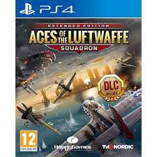 Aces of the Luftwaffe Squadron PS4 Nowa (KW)
