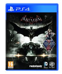 Batman Arkham Knight PS4 Używana (nh)