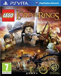 LEGO The Lord of the Rings PL PS Vita Używana (nh)