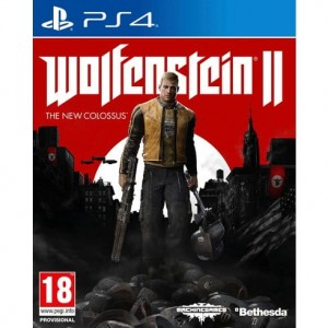 Wolfenstein II: The New Colossus PS4 Nowa (nh)