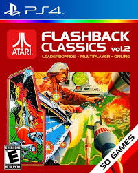 Atari Flashback Classics Vol. 2 PS4 Nowa nh