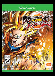 Dragon Ball Fighterz XONE Używana nh