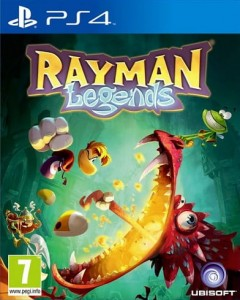 Rayman Legends PS4 Nowa (nh)