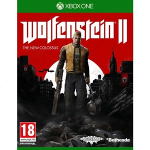 Wolfenstein II: The New Colossus XONE Nowa (nh)