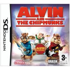 Alvin And The Chipmunks DS Używana (KW)