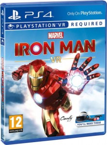 Iron Man Ps4 Nowa (KW)