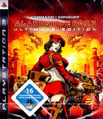 Red Alert 3 Ultimate Edition (Niemiecki) PS3 Używana nh