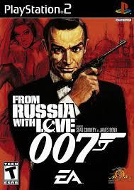 007 From Russia with Love używana ps2 (KW)