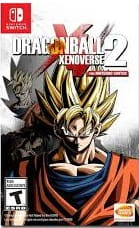 Dragon Ball Xenoverse 2 SWITCH Używana nh