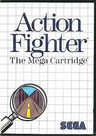 Action Fighter SEGA MASTER SYSTEM (KW)