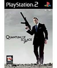 007 Quantum Of Solace PS2 Używana (nh)