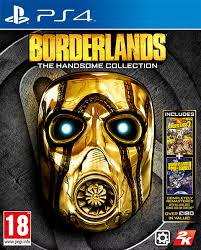 Borderlands Handsome Collection PS4 Używana (nh)