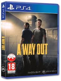 A Way Out PS4 Używana (KW)