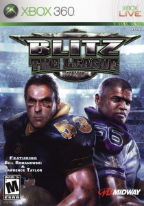 Blitz The League X360 Używana (KW)